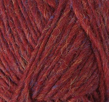 Alafoss ruby red